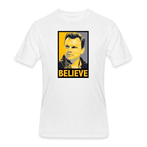 GMBC Believe - Men's 50/50 T-Shirt