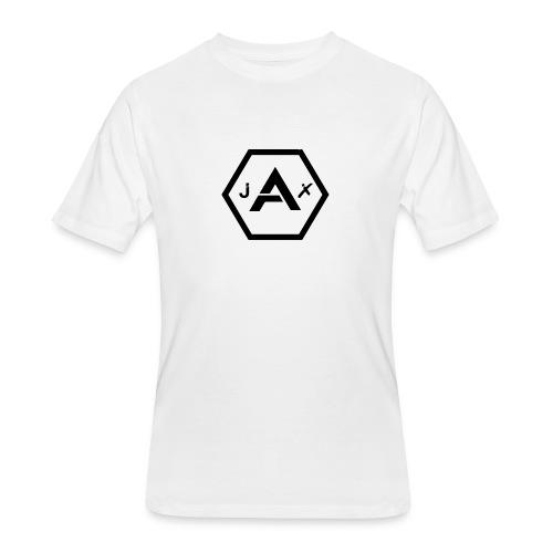 TSG JaX logo - Men's 50/50 T-Shirt