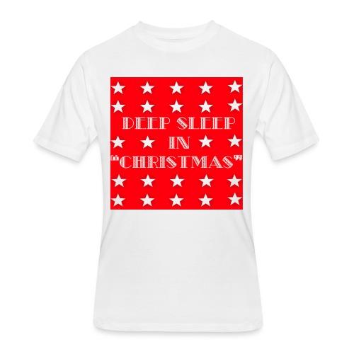 Christmas theme - Men's 50/50 T-Shirt