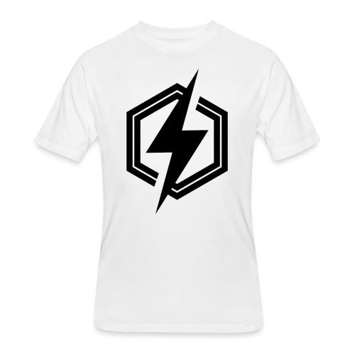 logonoir - Men's 50/50 T-Shirt