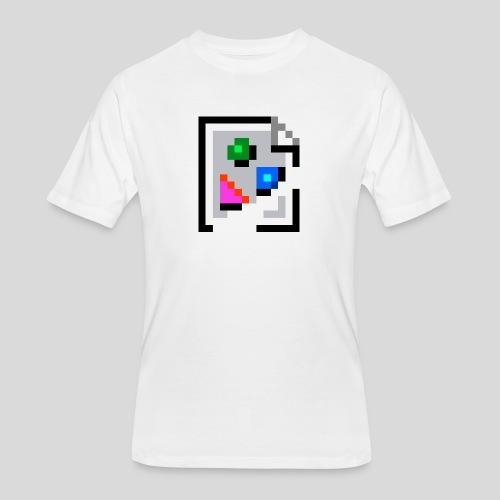 Broken Graphic / Missing image icon Mug - Men's 50/50 T-Shirt