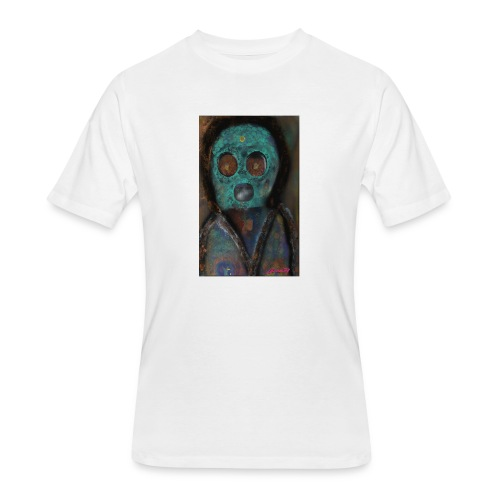 The galactic space monkey - Men's 50/50 T-Shirt
