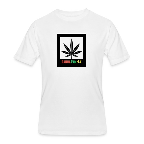Canna Fams #2 design - Men's 50/50 T-Shirt