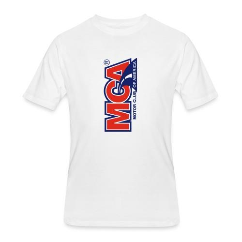 MCA Logo Iphone png - Men's 50/50 T-Shirt