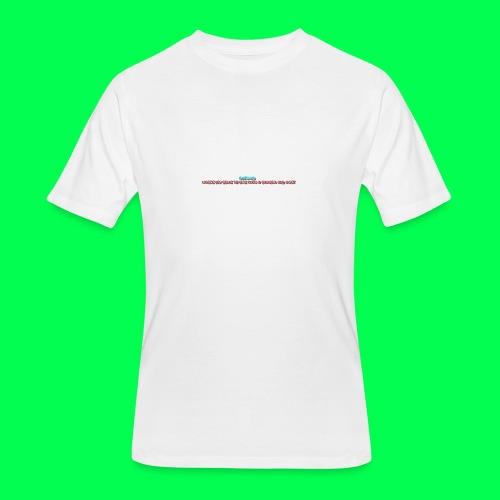 my original quote - Men's 50/50 T-Shirt