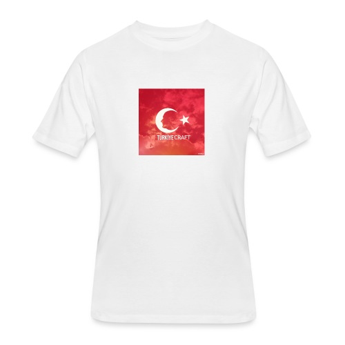 TurkiyeCraft - Men's 50/50 T-Shirt
