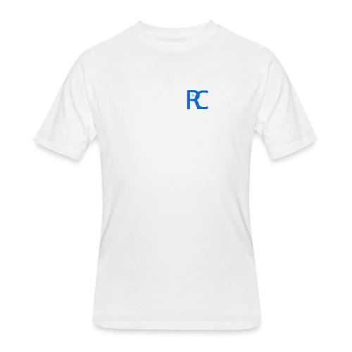 Blu REACH - Men's 50/50 T-Shirt