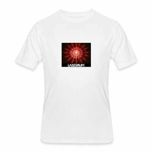LASERIUM Laser starburst - Men's 50/50 T-Shirt