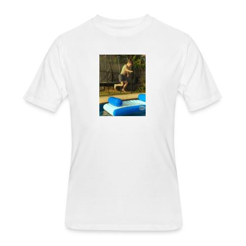 jump clothing - Men's 50/50 T-Shirt