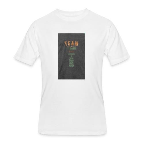 Team 10JR official - Men's 50/50 T-Shirt