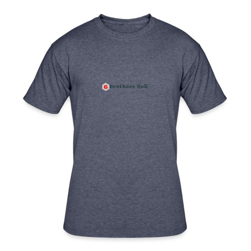 6 Brothers Deli - Men's 50/50 T-Shirt