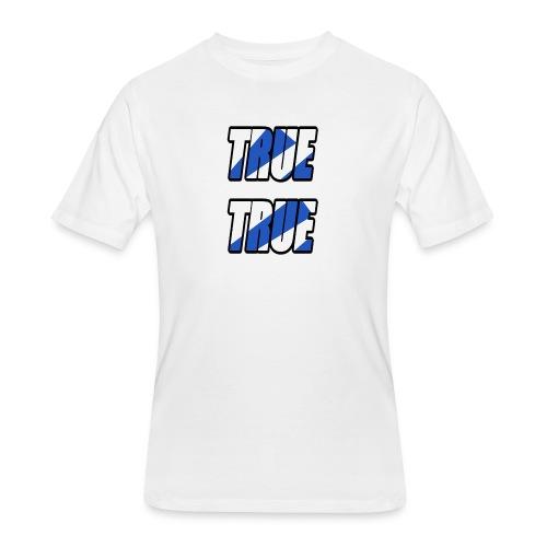EVANSAYING - Men's 50/50 T-Shirt
