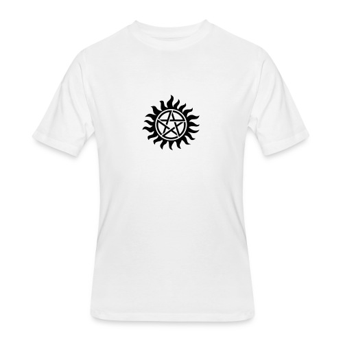 Supernatural Tattoo - Men's 50/50 T-Shirt