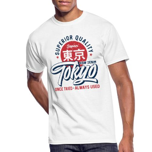 tokyo superior quality japan - Men's 50/50 T-Shirt
