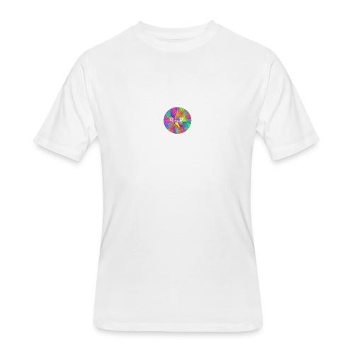 RocketBull Color - Men's 50/50 T-Shirt
