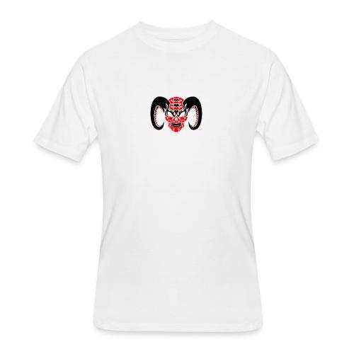 Demon Skull - Men's 50/50 T-Shirt