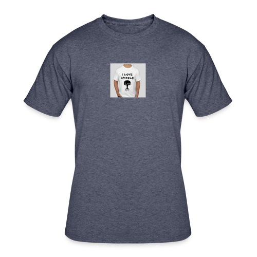 love myself - Men's 50/50 T-Shirt