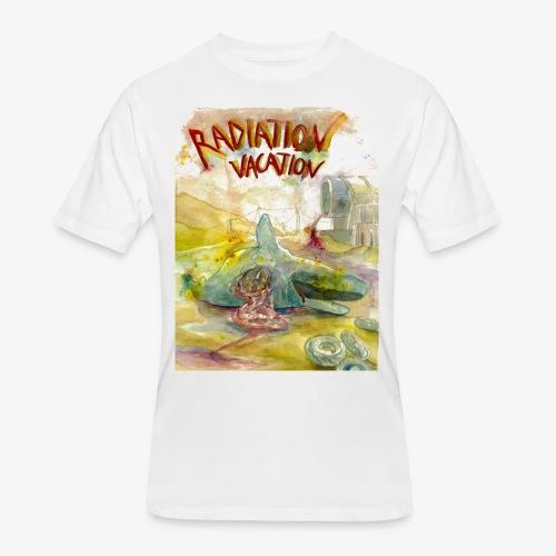 Beached Whale - Men's 50/50 T-Shirt