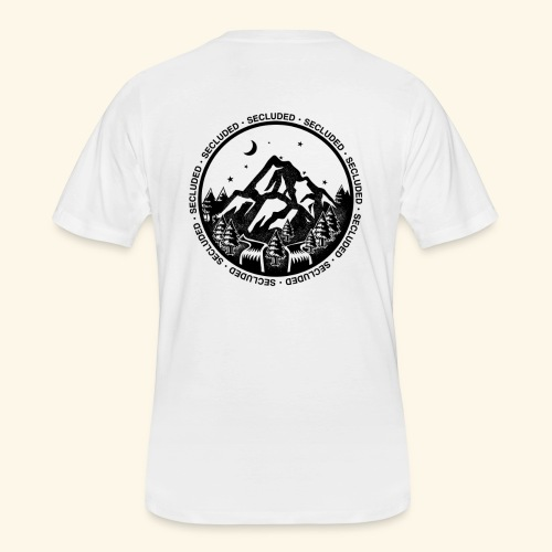 Bellingen Mountain Ranges - Men's 50/50 T-Shirt