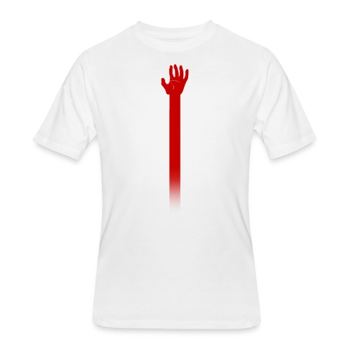 Arc1Logo - Men's 50/50 T-Shirt