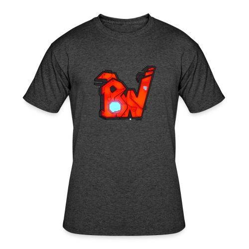 BW - Men's 50/50 T-Shirt
