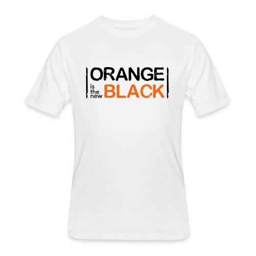 Free Piper, Orange is the New Black Women's - Men's 50/50 T-Shirt