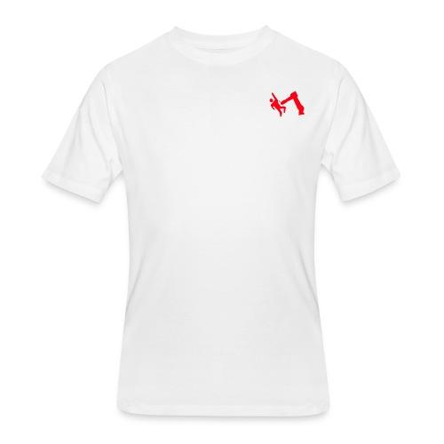 Robot Wins - Men's 50/50 T-Shirt