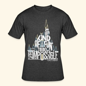 The Impossible - Men's 50/50 T-Shirt