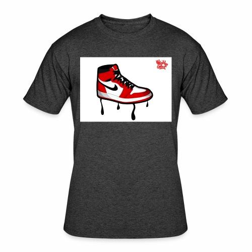 jordan jump man l - Men's 50/50 T-Shirt