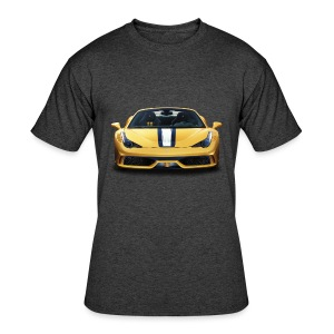 Ferrari 458 Speciale - Men's 50/50 T-Shirt