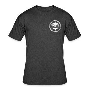 YaBoyLogo - Men's 50/50 T-Shirt