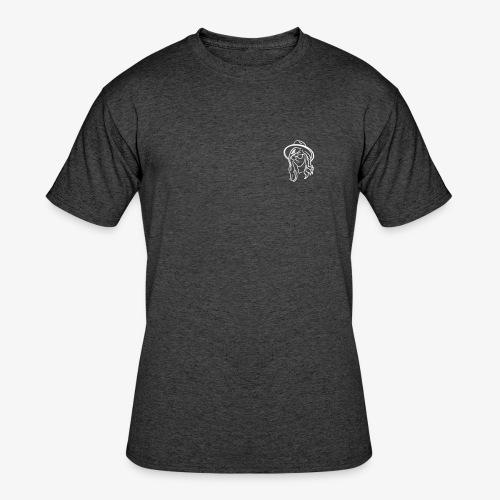 Dani Pocket Logo - Men's 50/50 T-Shirt