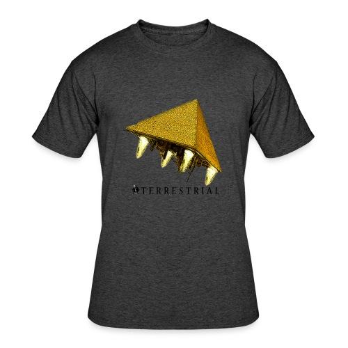 Terrestrial - Men's 50/50 T-Shirt