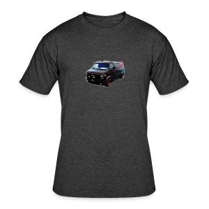 The A-Team van - Men's 50/50 T-Shirt