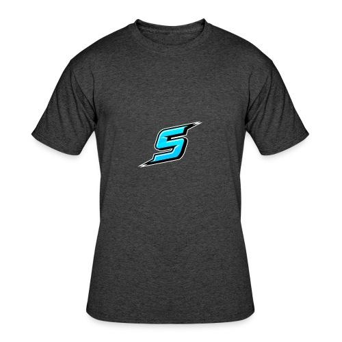 Sentry Logo - Men's 50/50 T-Shirt