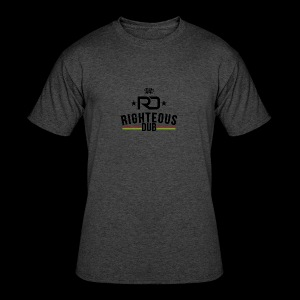 Righteous Dub Logo - Men's 50/50 T-Shirt