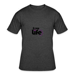 Love Life - Men's 50/50 T-Shirt