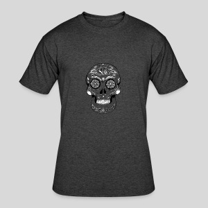Catrina Black & White - Men's 50/50 T-Shirt