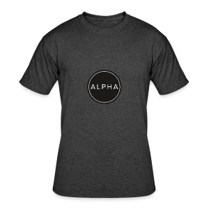 alpha team fitness - Men's 50/50 T-Shirt