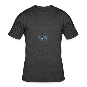 stressfree - Men's 50/50 T-Shirt