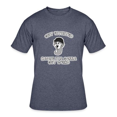 Colon Dwarf - Men's 50/50 T-Shirt