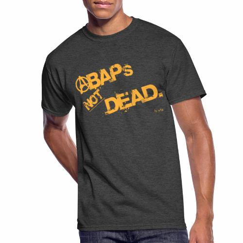 ABAPsNotDead orange - Men's 50/50 T-Shirt