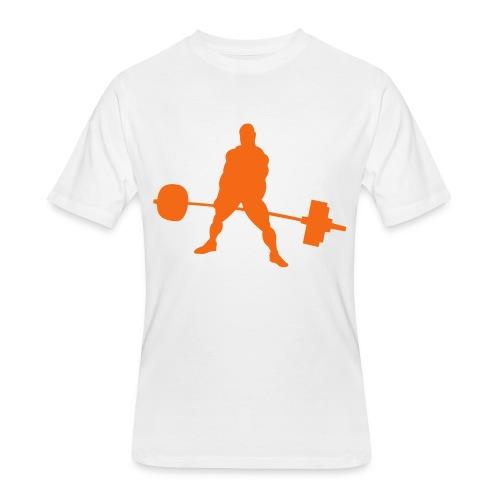 Powerlifting - Men's 50/50 T-Shirt