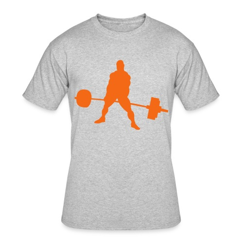 Powerlifting - Men's 50/50 T-Shirt