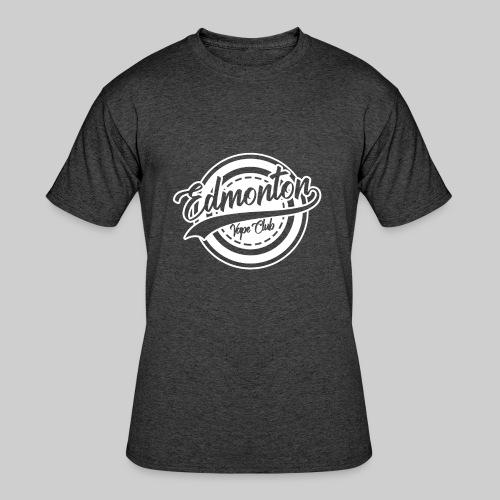 EVC White - Men's 50/50 T-Shirt