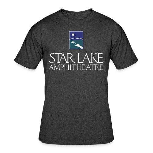 Star Lake on Color - Men's 50/50 T-Shirt