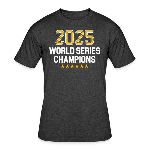 2025 World Series Champions - Men's 50/50 T-Shirt