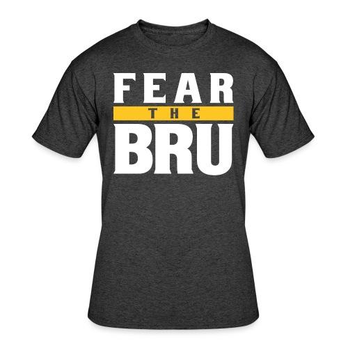 Fear the Bru - Men's 50/50 T-Shirt
