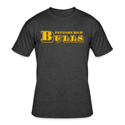 Pittsburgh Bulls - Men's 50/50 T-Shirt