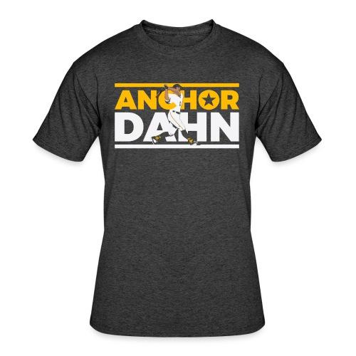 Anchor Dahn - Men's 50/50 T-Shirt